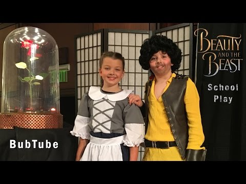 Beauty and the Beast - School Play
