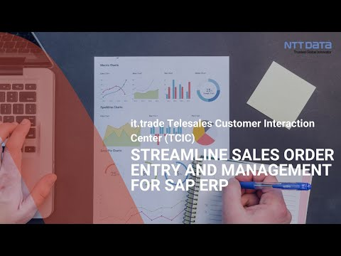 Telesales Customer Interaction Center for your SAP System