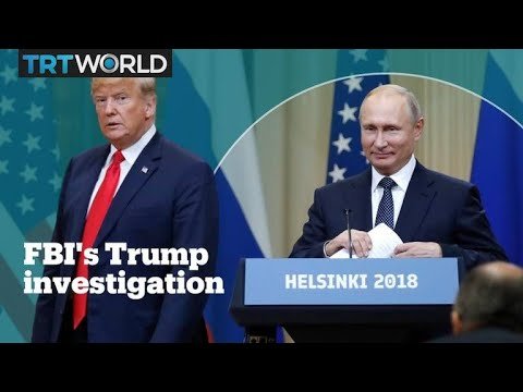 FBI investigated whether Trump was working for Russia' Mp3