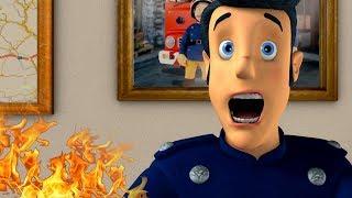 Sam il Pompiere italiano nuovi episodi | Un regalo complicato - Nuovo episodio 🔥 Cartoni animati