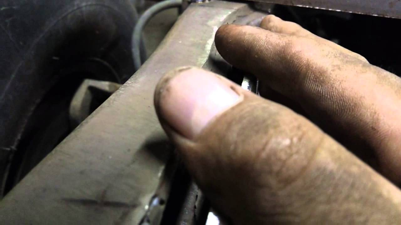 project cj5 - frame repair (part 2)