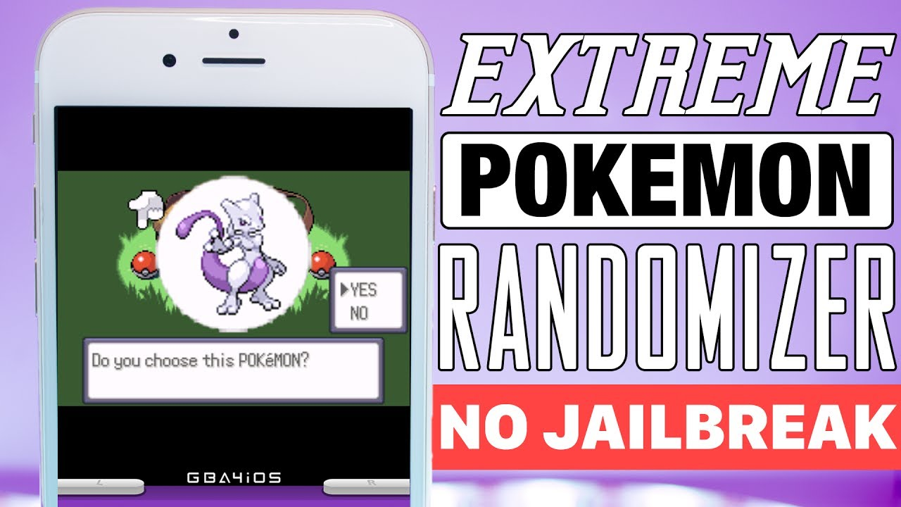Pokemon randomizer for gba4ios download