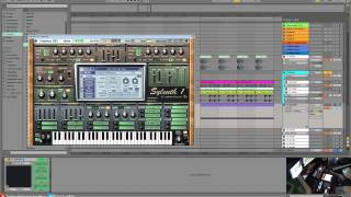 Ableton Live Ultimate Course 39 - Using & Automating Vst Instruments & Plugins(Sample packs, banks, project files & more here: http://sadowickproduction.com/ Support the channel with a donation Paypal: http://goo.gl/VIITd Find me on stuff: ..., 2014-04-02T04:18:51.000Z)