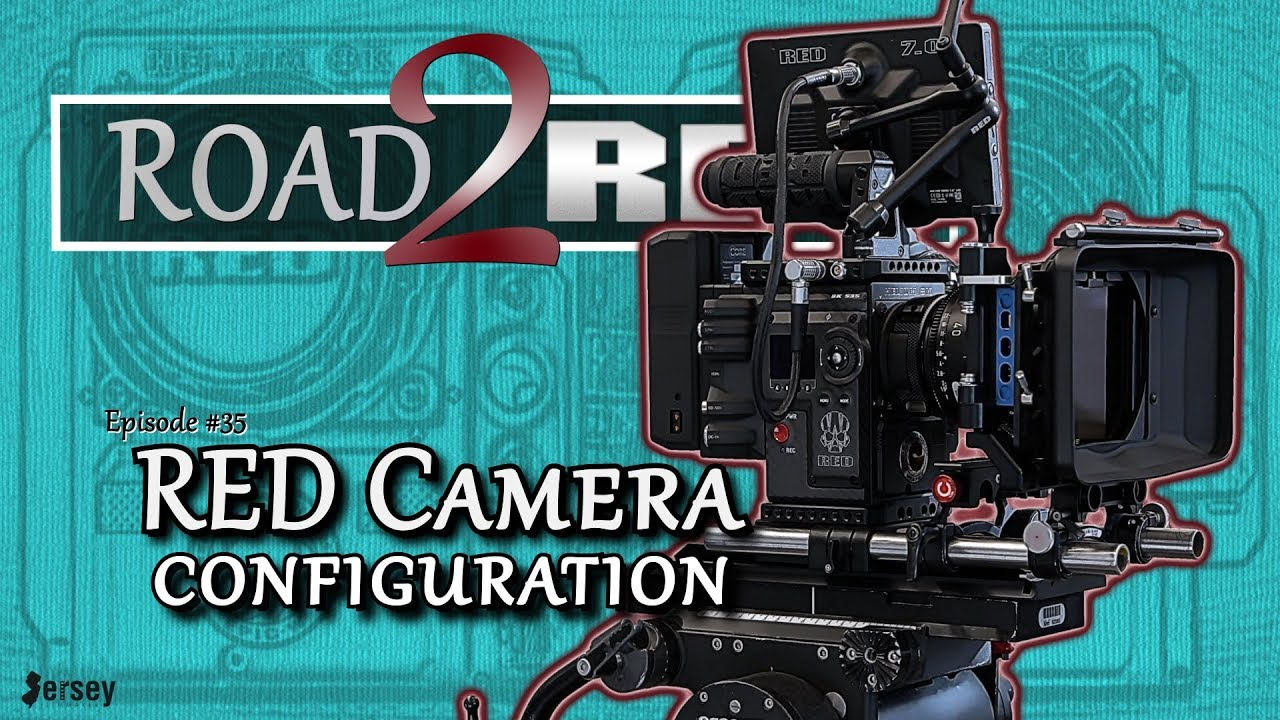 RED Camera Configuration - RED Weapon Helium 8k [Road 2 RED] - YouTube