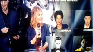 Gambar cover Bruno Mars acceptance speech NJR 2013