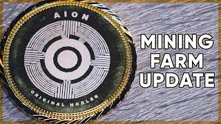 Markets up! February Mining Update 2020: GPU / CPU / FPGA and one last ASIC (Cursed Mining Farm #21)