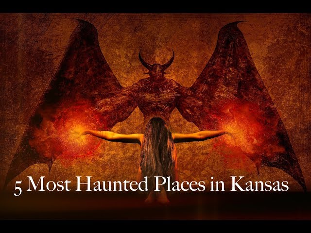 5 Most Haunted Places in Kansas