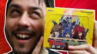 EPICO APERTURA BOX CARDFIGHT VANGUARD!!! RISVEGLIO DELLE LAME GEMELLE