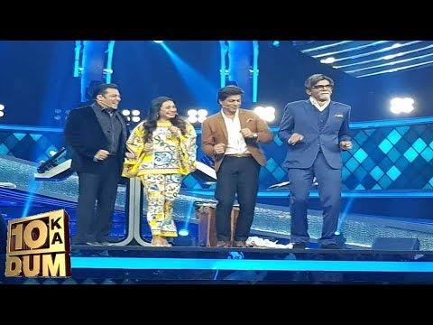 Dus Ka Dum Salman Khan And Shah Rukh Khan   Full Episode   Part - 2