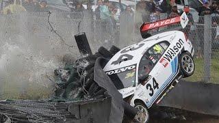 V8 Supercars 2016 All Crashes Compilation