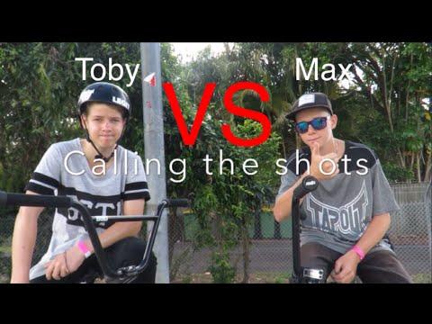 Calling The Shots: Toby Davis & Max Loughran