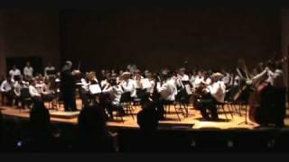 The Firebird Suite:  Danse Infernale, Berceuse, Finale by Igor Stravinsky.
