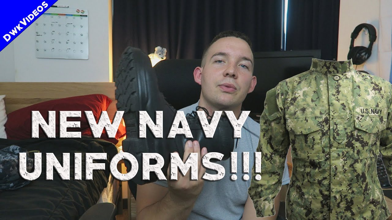 New Navy Uniform 84