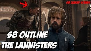 House Lannister LEAKED Outline! Game Of Thrones Season 8 (Leaked Scenes)
