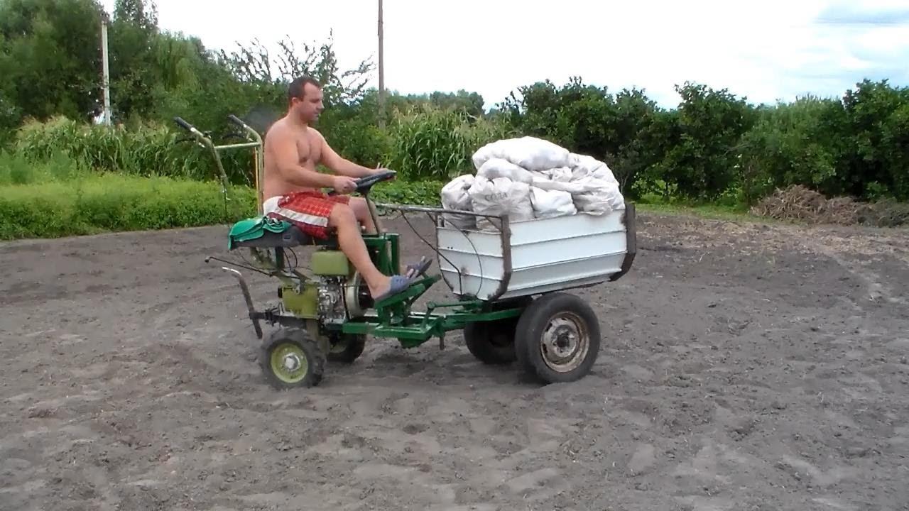 Навесное оборудование для мотоблоков - купить в Минске с.