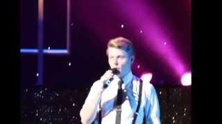 Simon Schofield sings Frankie Valii
