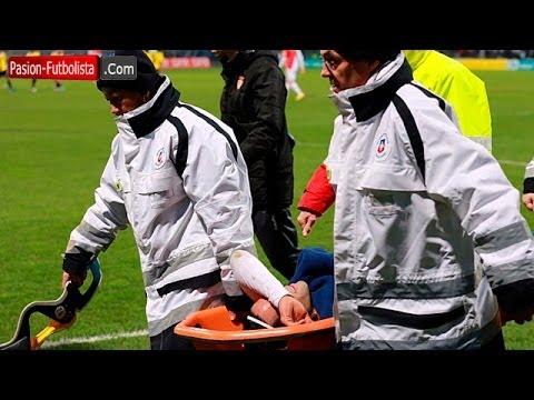 Radamel Falcao Lesionado Podría quedar fuera del Mundial Brasil 2014