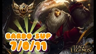 🎈Bardo Support Gameplay S7 Low Elo