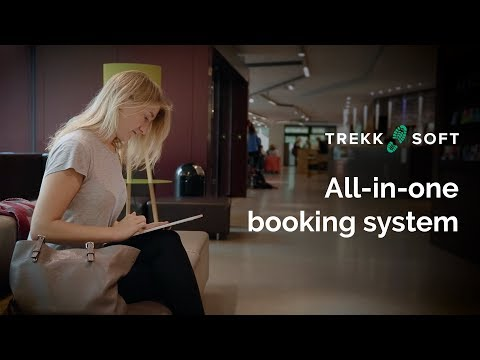 TrekkSoft: the all-in-one booking system for tours & activities