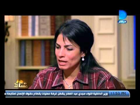 العاشرة مساء| الحوار الكامل للمطربة ملك نورحول قضية اغتصاب ابنها بنادى النصر
