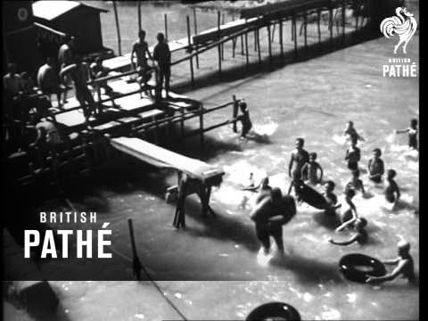 Rome's River Tiber (1948)