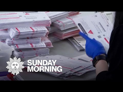 Mail-in voting: Pushing the envelope
