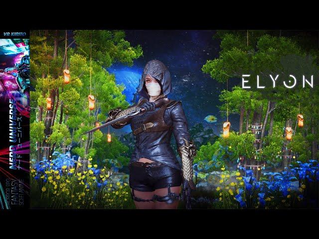 Elyon - Pre-Launch Livestream   Assassine   PC