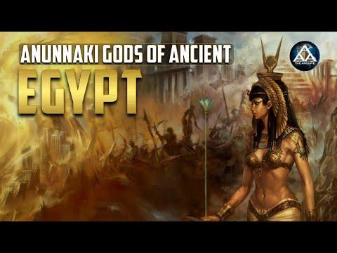 Anunnaki Gods of Ancient Egypt
