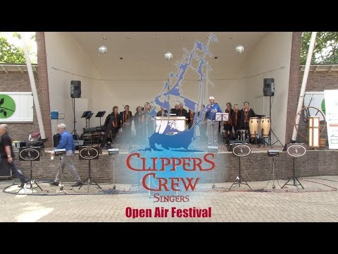 RTVSternet 20170903 Clippers Crew Concert 00 Clippers Crew Singers Open air Festival Volledig Progra