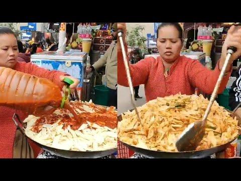 LA MEJOR COMIDA DE LA CALLE - STREET FOOD AMAZING