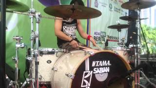 Ikmal Tobing (Solo Drum)