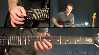 Ain't Talkin' 'Bout Love Guitar Solo Lesson - Van Halen