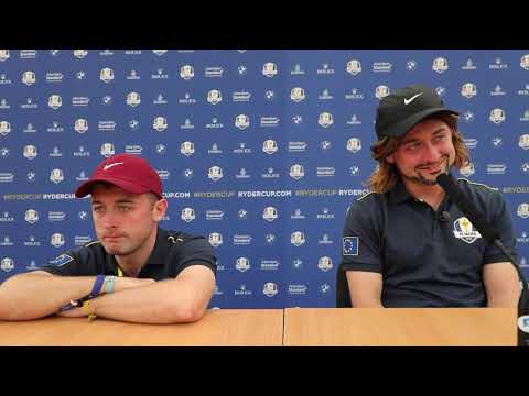 Europe reacts to winning the Ryder Cup w/ Conor Moore   Golf Channel Mp3