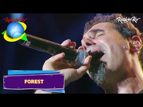 System Of A Down - Forest LIVE【Rock In Rio 2015   60fpsᴴᴰ】 mp3