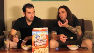 Cap'n Crunch's Cinnamon Roll Crunch Cereal - The Two Minute Reviews - Ep. 115 #tmr