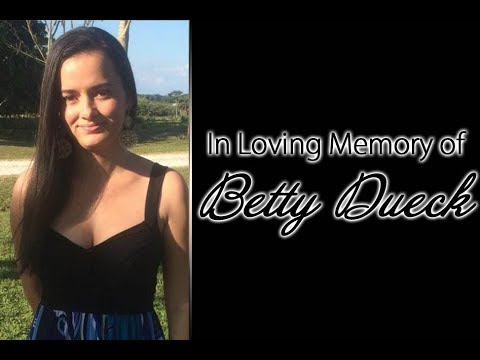 Betty Dueck Live Funeral Service | July 29, 2017