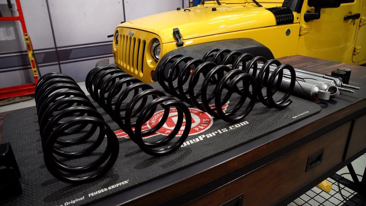 Jeep wrangler jk skyjacker suspension lift kit softride 2 1 2 with m95 shocks 2 door 2007 2018