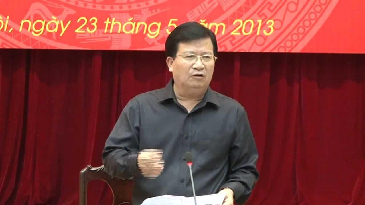 Bộ trưởng Trịnh Đình Dũng nói về sửa Luật Nhà ở và Kinh doanh bất động sản
