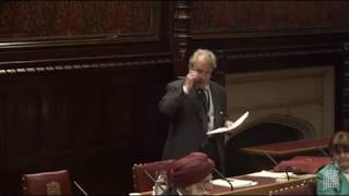 Lords Grand Committee: Lord Pearson discusses the Rotherham grooming scandal