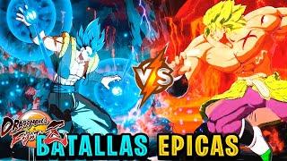 Probando los NUEVOS 🔥 PERSONAJES !!! del Dragon Ball Fighter Z 🐉 / partidas divertidas