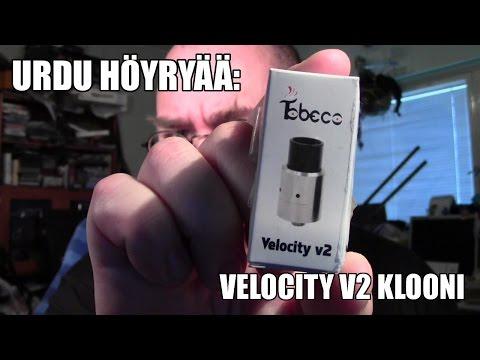 Velocity V2 by Tobeco KLOONI