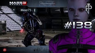 Let's Play ☄ Mass Effect 3 ★ #138 MP: Meer75 rockt in Feuerstellung Reaktor gegen Reaper [Outtake]