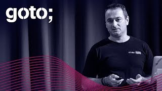 GOTO 2018 • Building Prediction Pipelines that Rock in the Real World • Albert Gorski