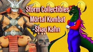 Storm Collectibles Mortal Kombat Shao Kahn Review