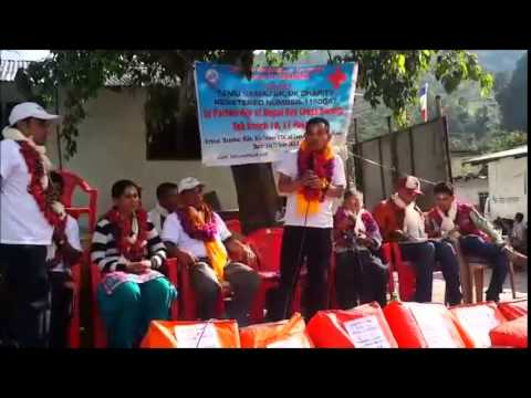Lamjung Samaj UK summer BBQ 2015 - YouTube