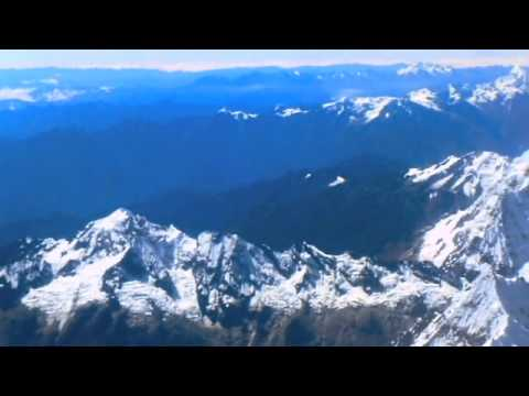 Andes Mountains Meditation video