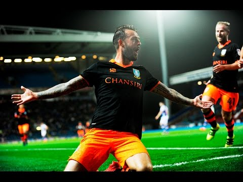 Steven Fletcher's winner v Blackburn Rovers!