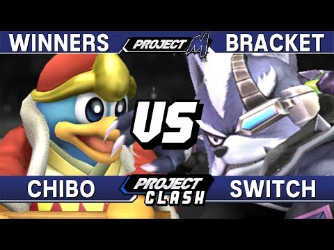 Project M - Chibo (King Dedede) vs Switch (Wolf) - PC 24 Winners