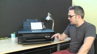 Epson Artisan 1430 Printer Features