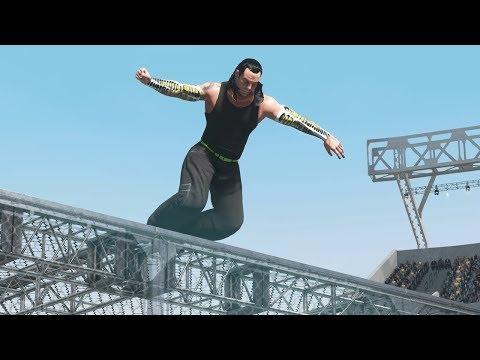 10 Moves That DESTROY Careers in WWE 2K18 Feat. Jeff Hardy, Randy Orton, Batista, AJ Styles & More.